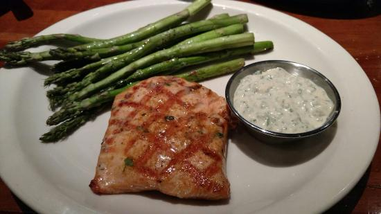 Englewood, CO: Scottish salmon-amazing!