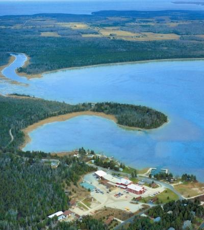 Photo of Rowleys Bay Resort Ellison Bay