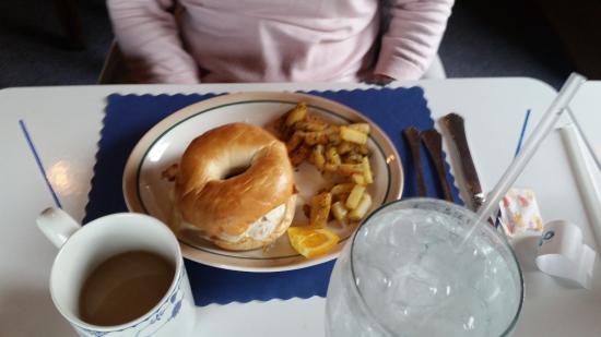Verona Beach, estado de Nueva York: Egg Sandwich
