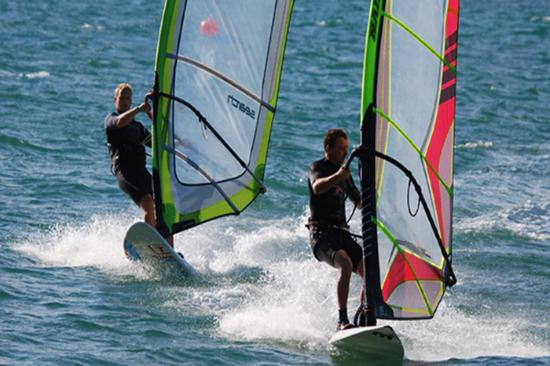East London Windsurfing School