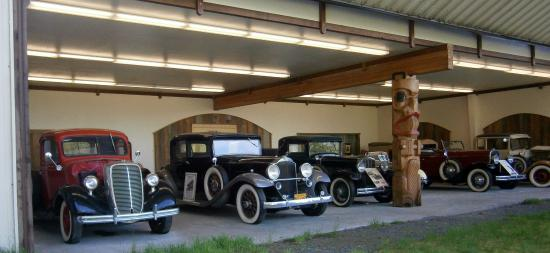 Old Car Collection Picture Of Potlatch Totem Park Ketchikan