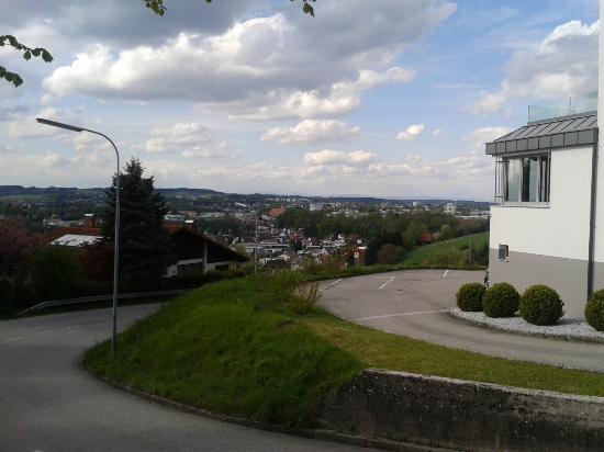 Landgasthof Mayr: Photod prises devant l'hôtel