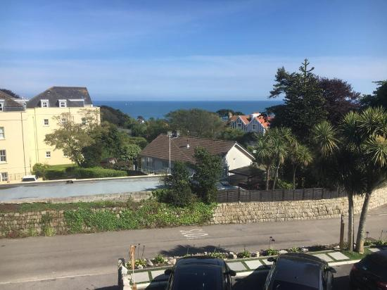 Falmouth Bay Guest House: Room 2 - View
