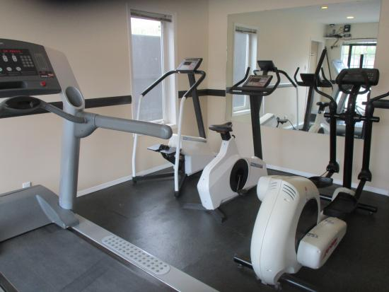 Days Inn Canmore: Fitness Centre