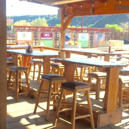 New River, AZ: Outside seating
