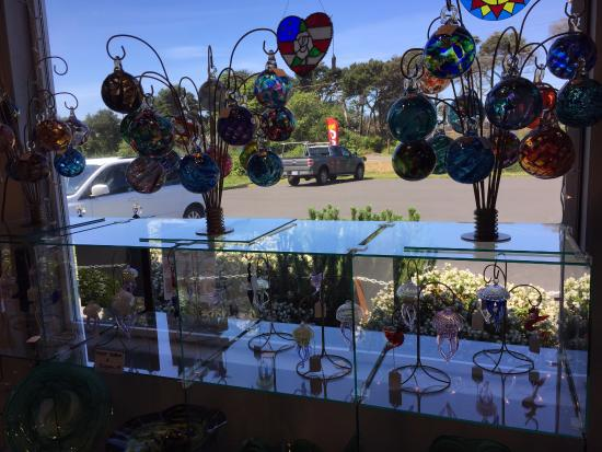 Ocean Beaches Glassblowing & Gallery