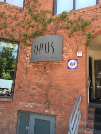 Opus Restaurant On Prince