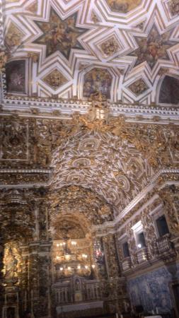 Basilica Cathedral : Lateral da igreja