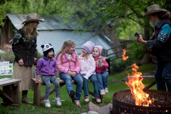 Avalanche Ranch: Summer Campfires