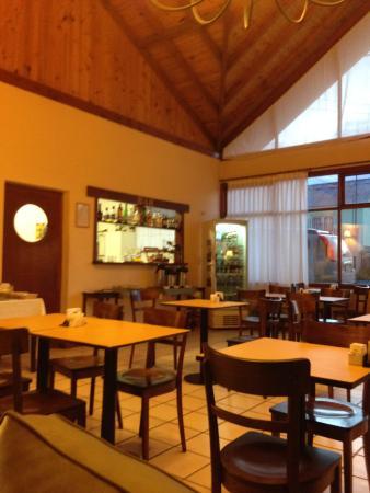 Hotel Austral: Área de café da manha