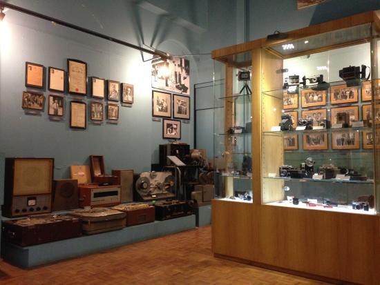 Cinema Museum Photo