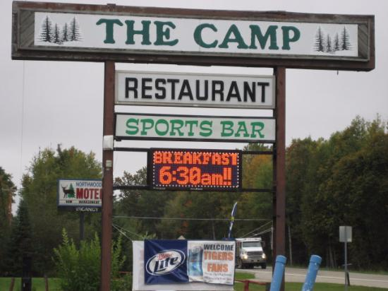 Gladwin, MI: the camp in the sticks.