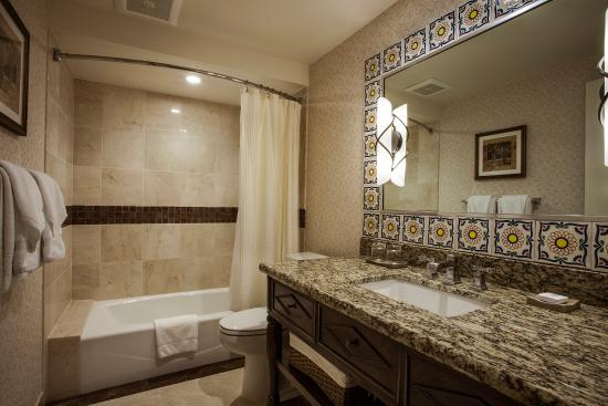 Traditional King Guest Bathroom - Tubs available in select ...