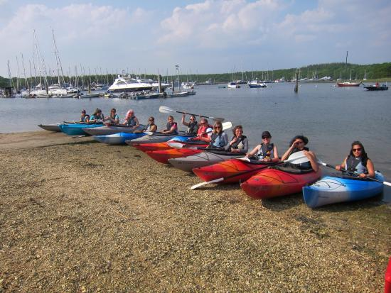 New Forest Activities Hen Party Fun
