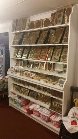 Mountainhome, Pensylwania: yummy chocolate boxed gift sets