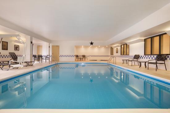 Hampton Inn Fort Worth Southwest Cityview: Indoor Pool