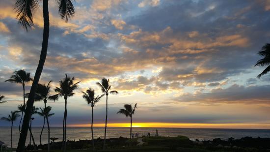 "Lagoon, waterfalls, ocean views, dolphins, trams, boats, golf - ""Hawaii's Amusement Park"""