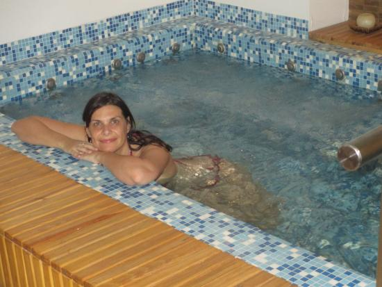 Kenton Palace Hotel: Hidro/piscina del spa