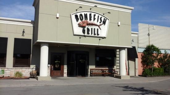 Bonefish Grill, Amherst - Menu, Prices & Restaurant Reviews