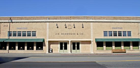 Front of JD Redhouse & Company