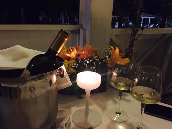 Lido Mediterraneo: Cena perfetta!