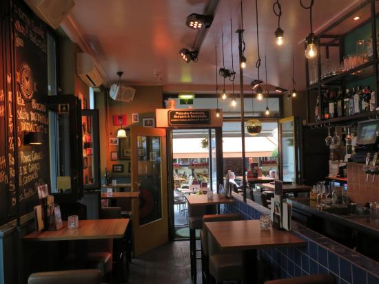 Interieur pistache vlkenburg picture of bistro bar pistache valkenburg tripadvisor - Bar d interieur ...