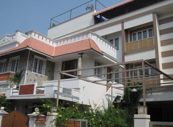 Fort Abode exterior