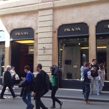 Via dei Condotti - Dolce   Gabbana - Foto di Via Condotti 0e025754a30