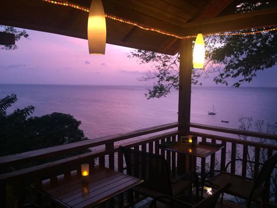 Castara Retreats: Restaurant