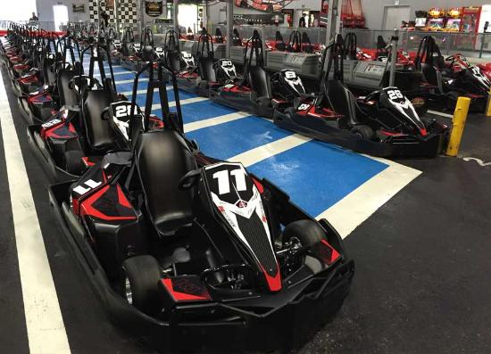 ‪K1 Speed Carlsbad‬