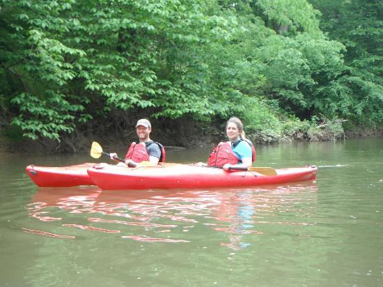 Rapidan River Kayak Company : Rapidan River.