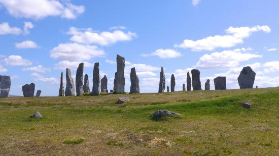 Callanish Standing Stones Isle Of Lewis Picture Of Skye