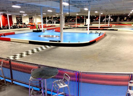 K1 Speed Kingston
