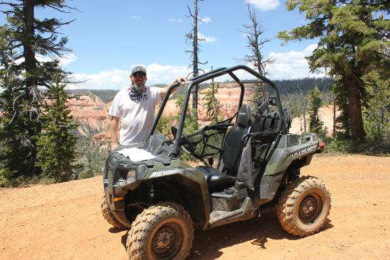 Duck Creek Village, Юта: ATV Rental