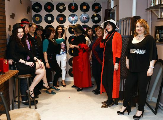 Party at Black Hat Escape Room is always TONS of fun