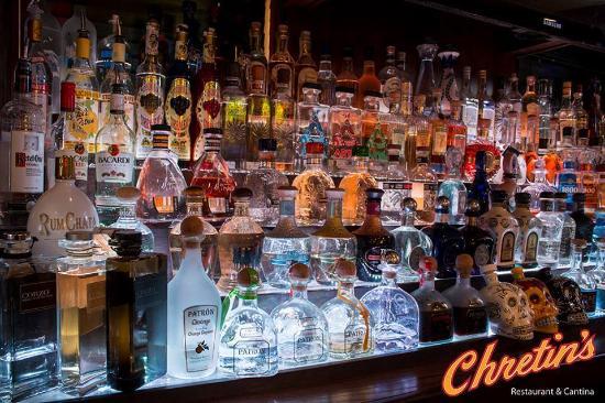 Chretin's Restaurant & Cantina: Chretins