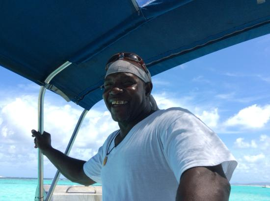 Binti Charters : Our Captain