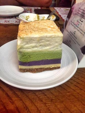 Frozen brazo - ubecado - Picture of Karen\'s Kitchen, Pasig - TripAdvisor