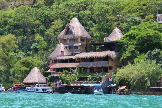 Laguna Lodge Eco-Resort & Nature Reserve: Laguna Lodge Eco Resort, Lake Atitlan Guatemala