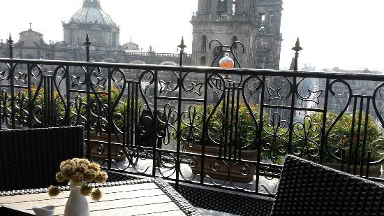 El Balcón del Zocalo
