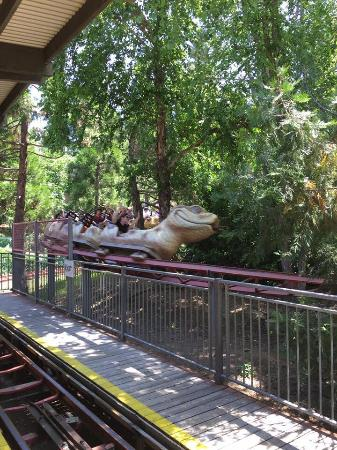Gilroy Gardens Family Theme Park - Picture of Gilroy Gardens Family ...
