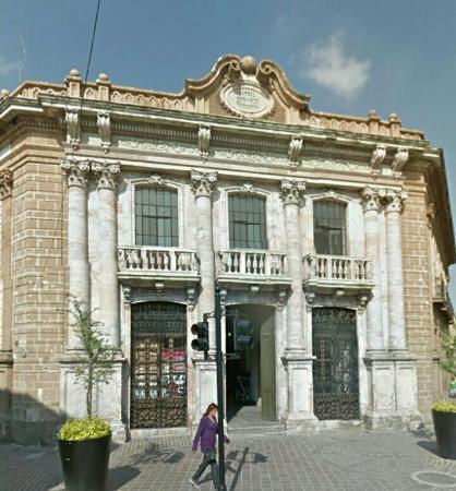 Ex Carcel Municipal de Leon
