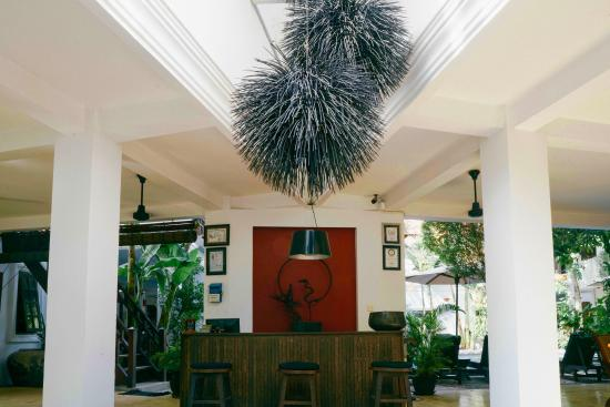 Rambutan Resort - Siem Reap: Reception