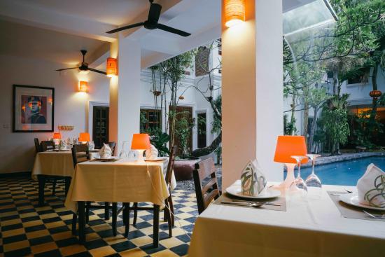 Rambutan Resort - Siem Reap: Restaurant