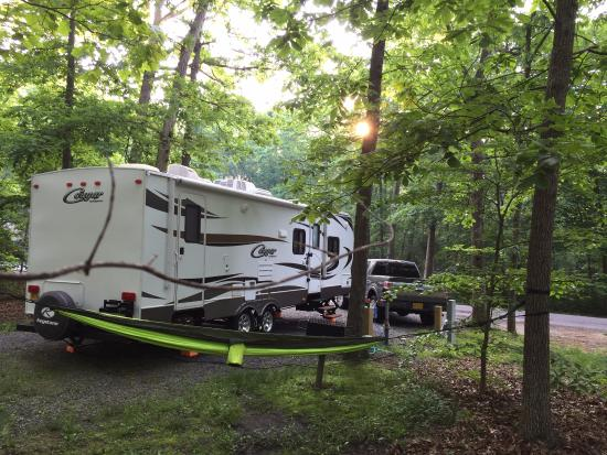 Bull Run Regional Park Campground