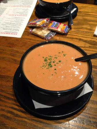 Steamhouse Lounge Bowl Of Lobster Bisque