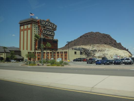 Lake mead view from one of our rooms picture of hoover - Hacienda interiors boulder city nv ...