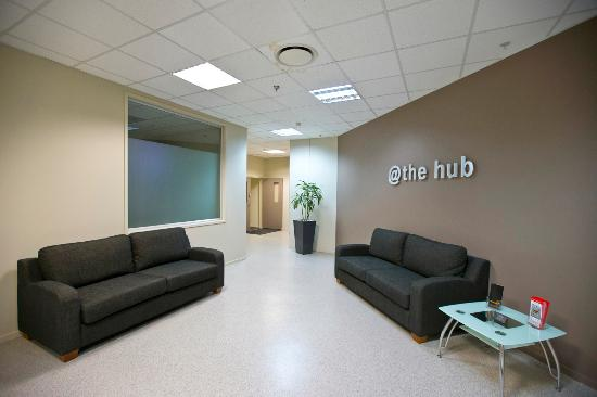 @ The Hub 'West'