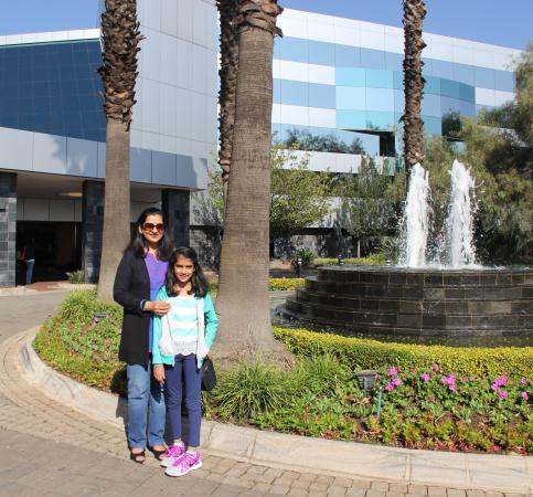 Southern Sun O.R Tambo International Hotel: photo0.jpg