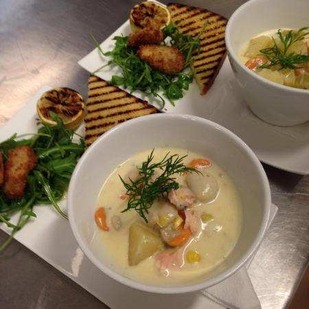 Howden, Αυστραλία: Winter Seafood Chowder